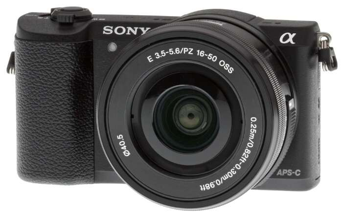 Цифровая фотокамера Sony ILCE5100LB.CEC
