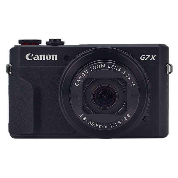 Цифровая фотокамера Canon PowerShot G7 X Mark II