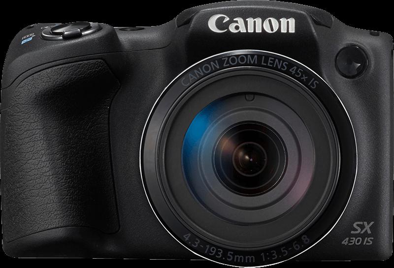 Компактный цифровой фотоаппарат Canon PowerShot SX430 IS