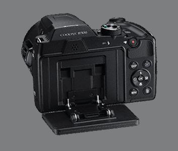 Цифровая фотокамера Nikon COOLPIX B500 Black