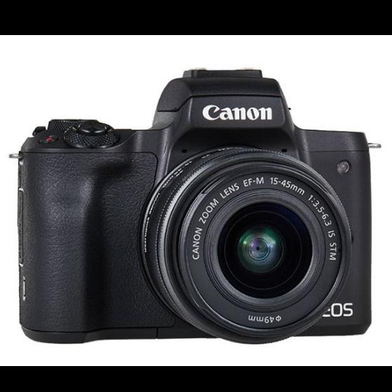 Компактный цифровой фотоаппарат Canon EOS M50 EF-M15-45 IS STM Kit