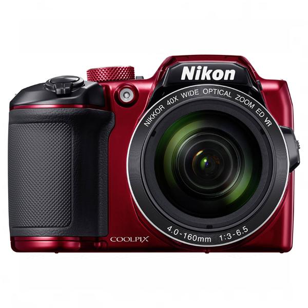 Цифровая фотокамера Nikon B500 RD