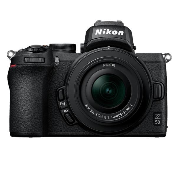 Цифровой фотоаппарат Nikon Z 50 + NIKKOR Z DX 16-50 VR