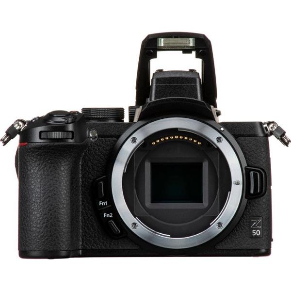 Цифровой фотоаппарат Nikon Z 50 + FTZ adapter