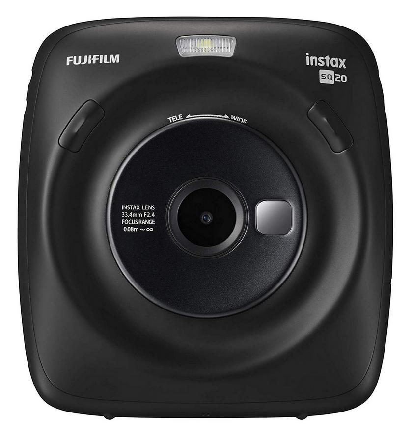 Фотокамера Fujifilm Instax Square 20 Black
