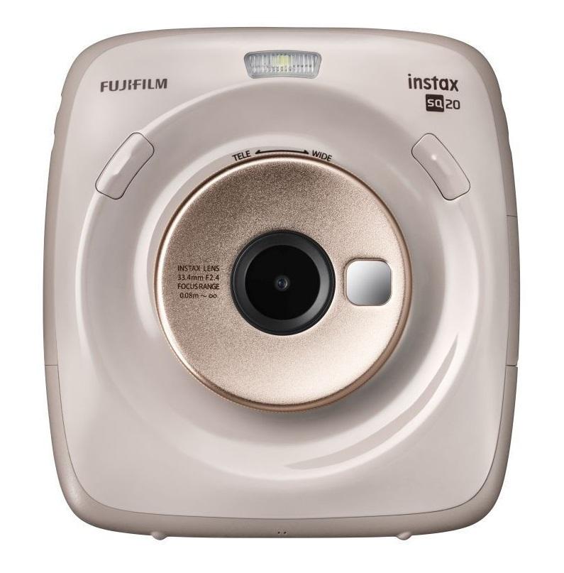 Фотокамера Fujifilm Instax Square 20 Beige WW