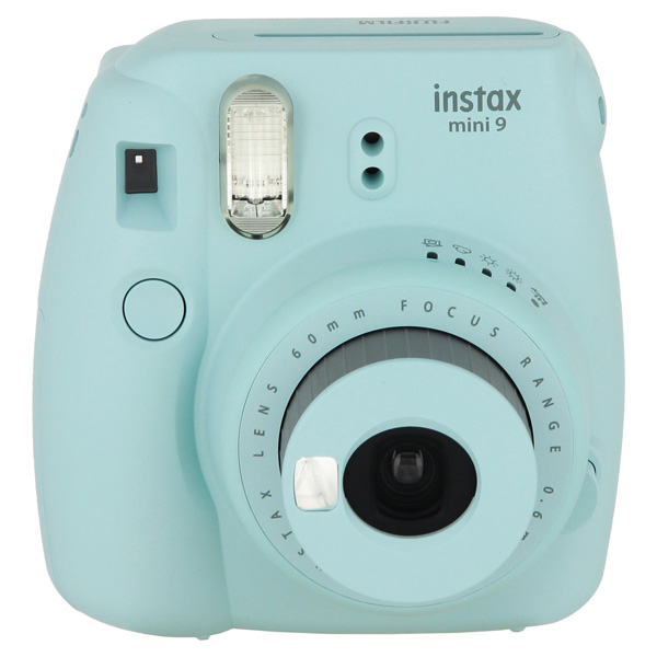 Фотокамера Fujifilm Instax mini 9 ICE blue TH EX D