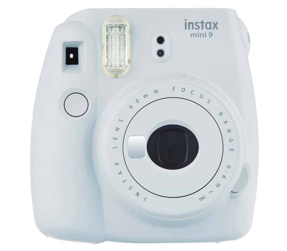 Фотокамера Fujifilm Instax mini 9 SMO white TH EX D