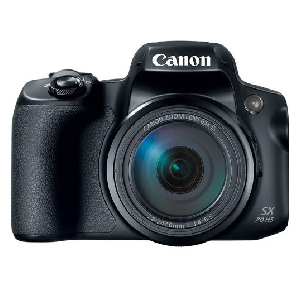Цифровая фотокамера Canon PowerShot SX70 HS