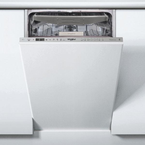 Встраиваемая посудомоечная машина Whirlpool WSIO 3O23 PFE X