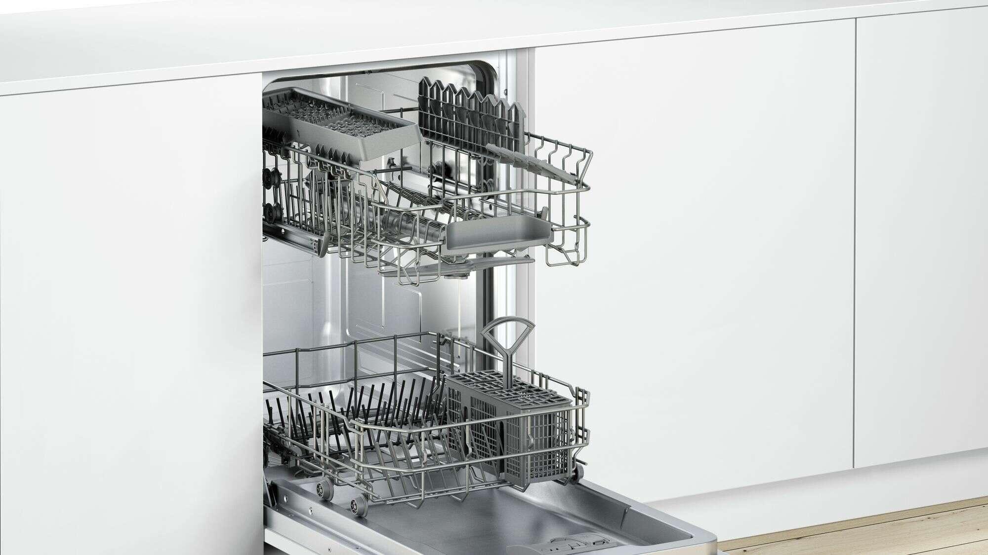 Встраиваемая посудомоечная машина Bosch SPV45DX10R