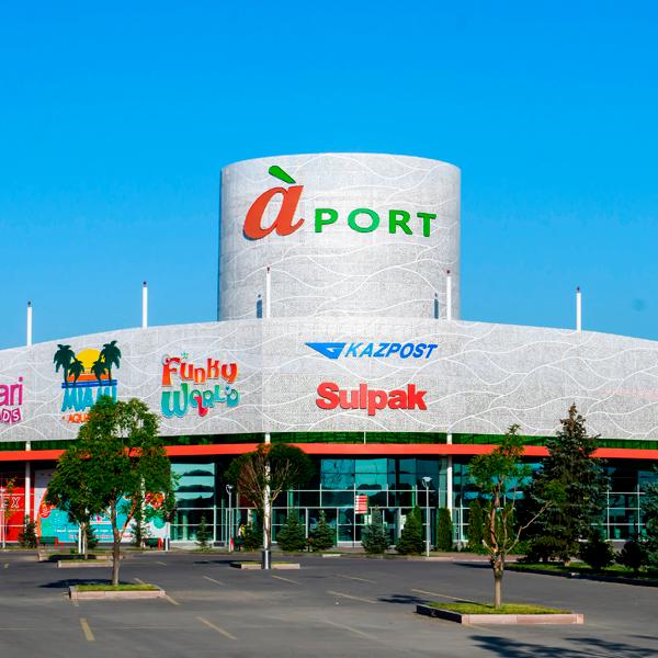"""Алматы-Бішкек трассасы, 17 км, """"Mall Aport"""" СОК"""