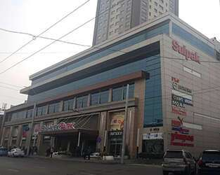 ул. Киевская, д.148. ТРЦ «Бишкек Парк», этаж М1