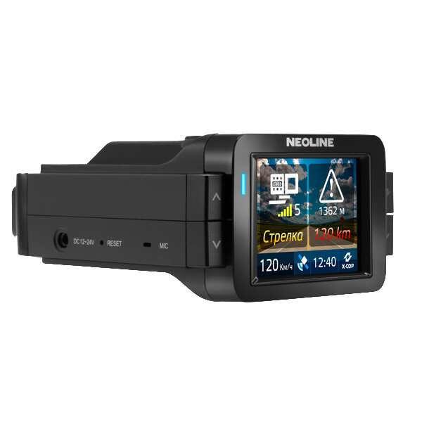 Видеорегистратор гибрид Neoline X-Cop9000