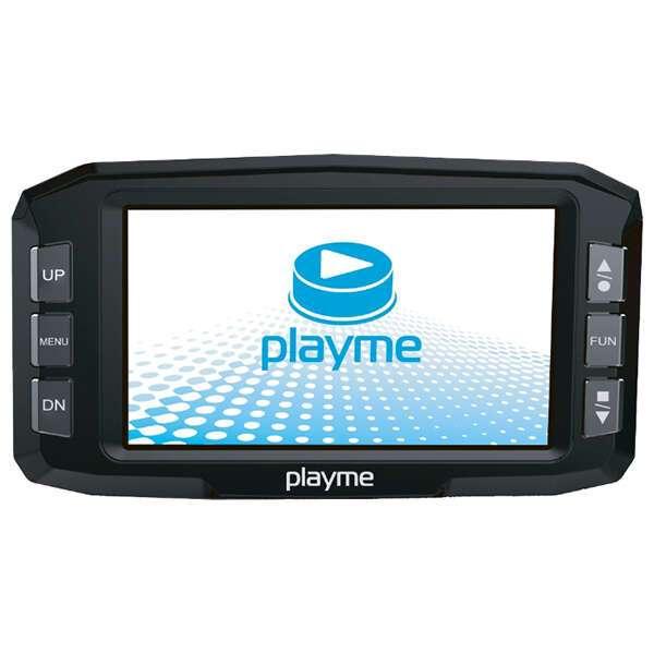 Видеорегистратор гибрид PlayMe P200