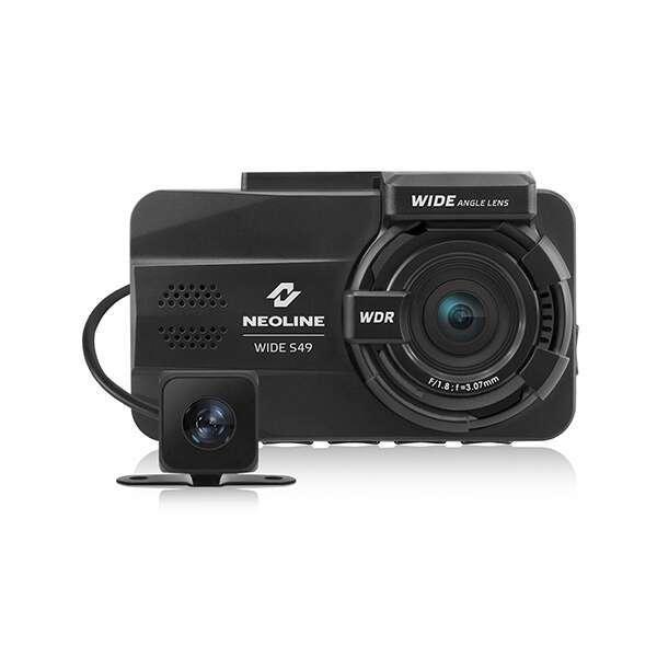 Видеорегистратор Neoline Wide S 49 Dual