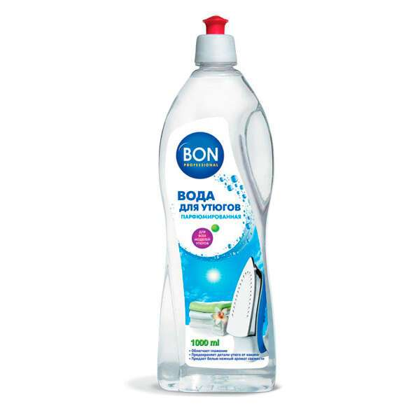 Вода парфюмированная для утюга BON BN-024
