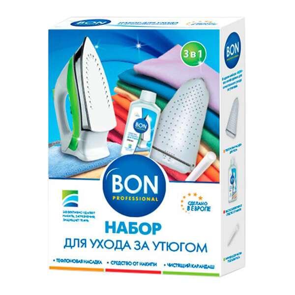 Набор для ухода за утюгом и деликатными тканями BON BN-1011