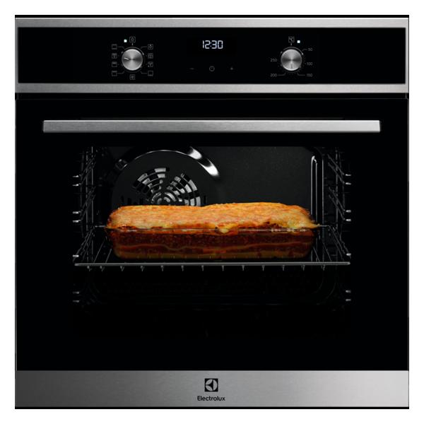 Electrolux кіріктірілетін духовка шкафы OEF5E50X