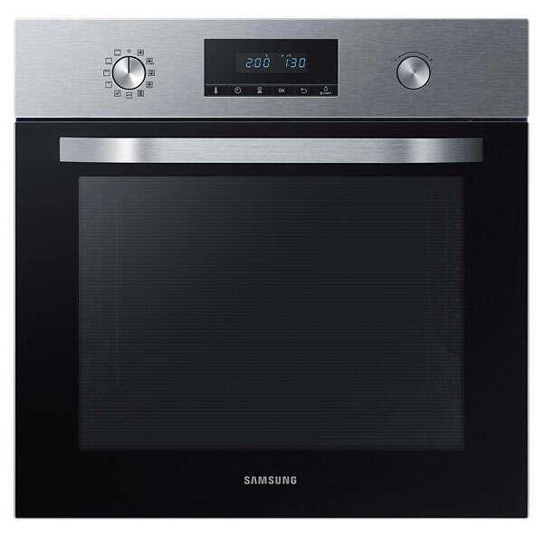 Встраиваемый духовой шкаф Samsung NV68R2340RS/WT