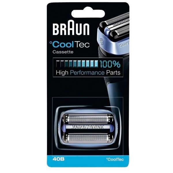 Сетка к бритве Braun 40B MN BLUE BCT MSLHRREMKP/