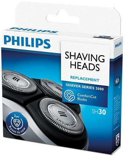 Бритвенные лезвия для бритв Philips SH30/50