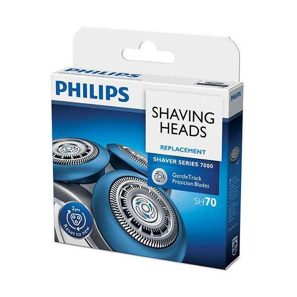 Бритвенные лезвия для бритв Philips SH70