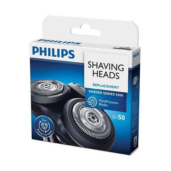 Бритвенные лезвия для бритв Philips SH50/50