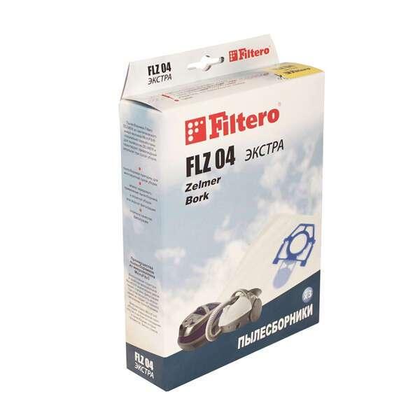 Мешок-пылесборник Filtero FLZ-04 Экстра