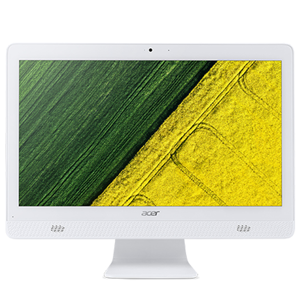 Моноблок Acer Aspire C20-820 (DQ.BC4MC 003) White