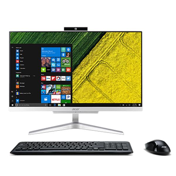 Моноблок Acer Aspire C22-860 (DQ.BAVMC.004)