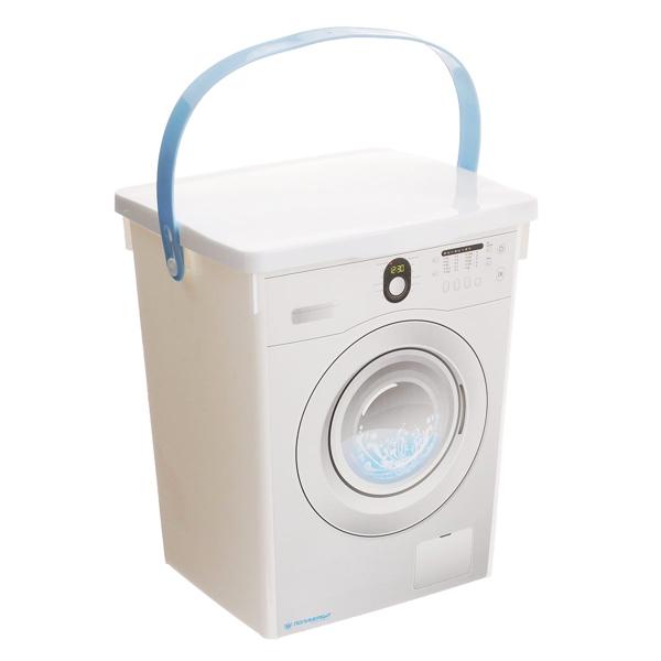 Контейнер для стирального порошка Полимербыт 5л
