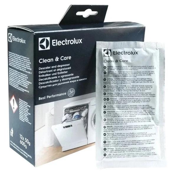 Средства для ухода CLEAN & CARE 3 в 1 (6 пакетиков) Electrolux M3GCP400