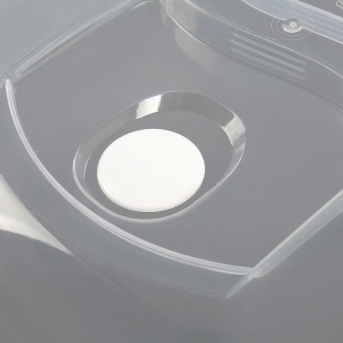 Крышка для СВЧ 26 см с клапаном