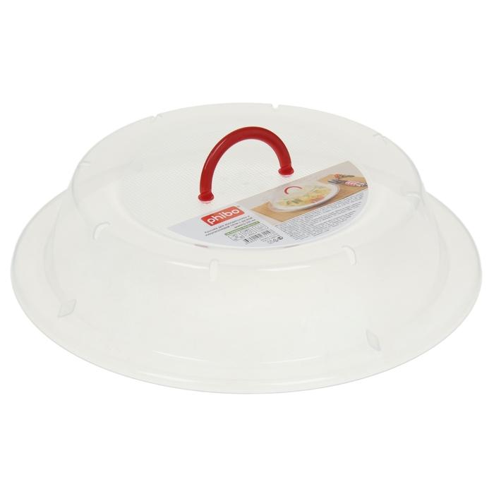 Крышка для холодильника и микроволновой печи с ручкой, d=29 см