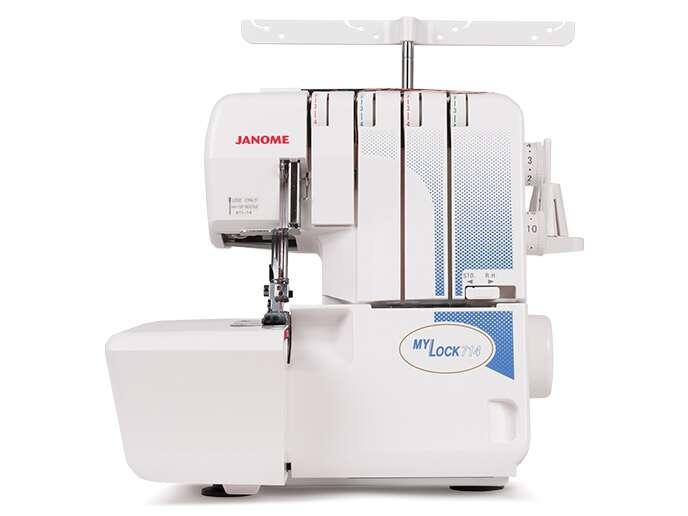 Швейная машина (оверлок) Janome MyLock 714