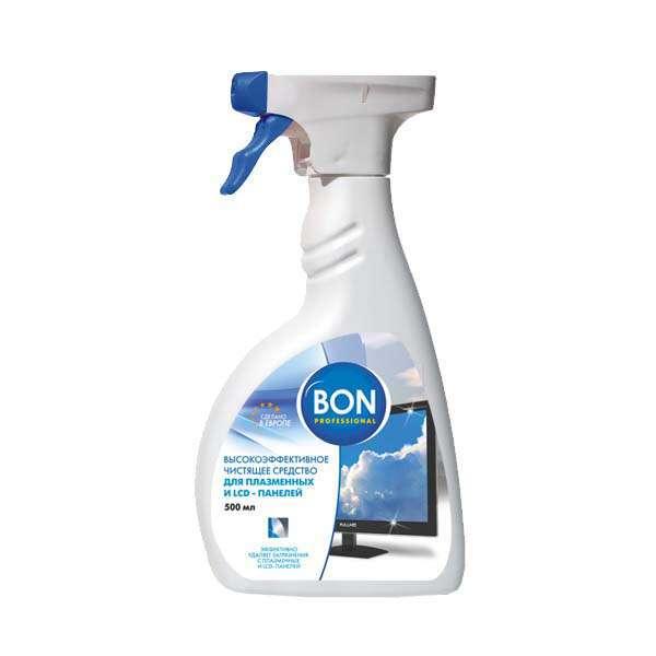 Средство для очистки плазменных панелей, 500 мл BON BN-213