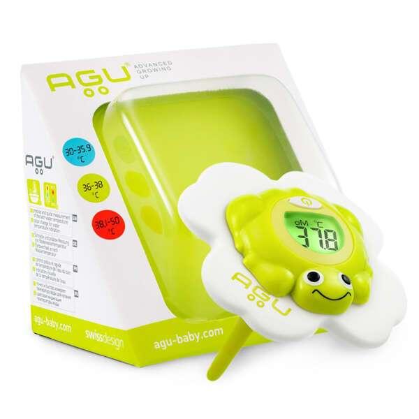 Термометр для ванны электронный AGU Froggy TB4