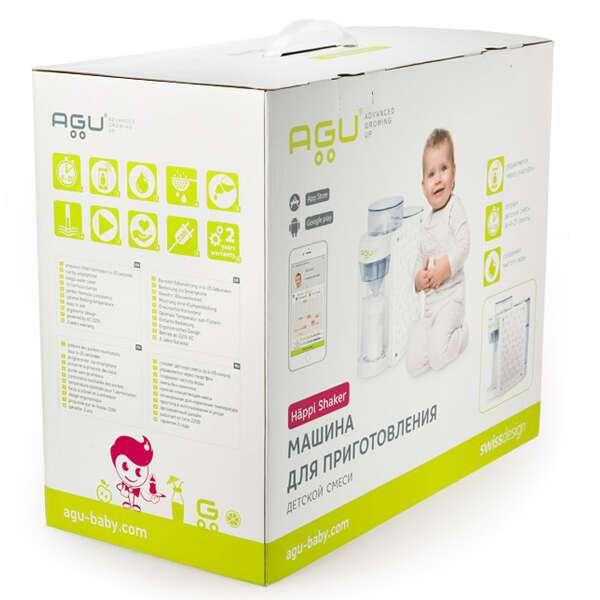 Смарт машина для приготовления детской смеси AGU Häppi Shaker PMBF2