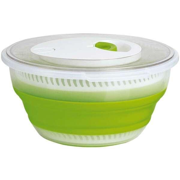 Сушилка для салата складная Emsa Basic (512992)