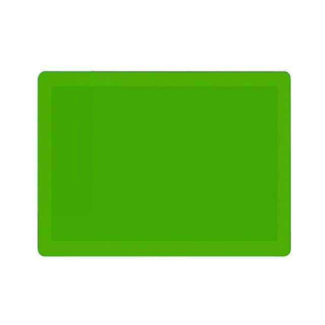 Коврик кулинарный силиконовый Мультидом AN80-93 Зеленый