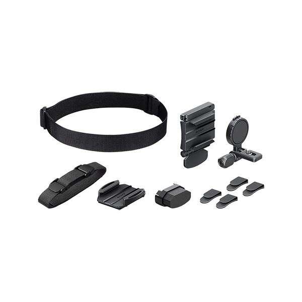 Универсальное головное крепление для Action камер Sony BLTUHM1.SYH