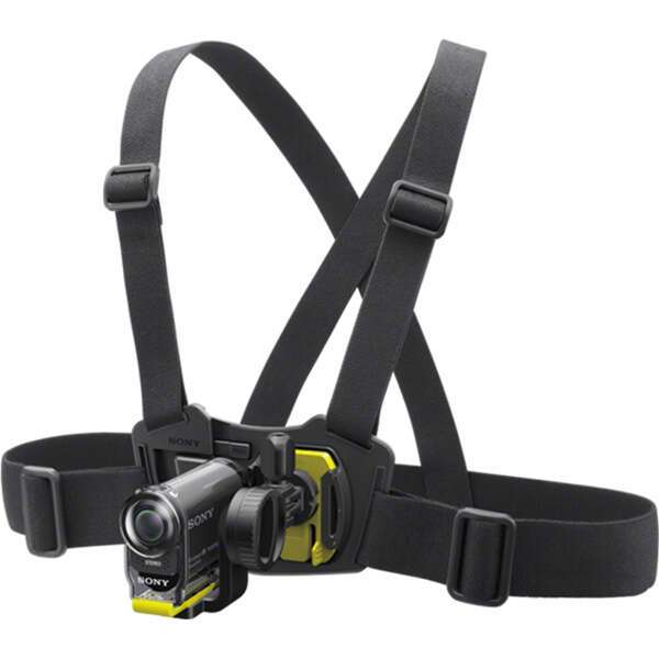 Крепление на ремнях на грудь для Action камер Sony AKACMH1.SYH