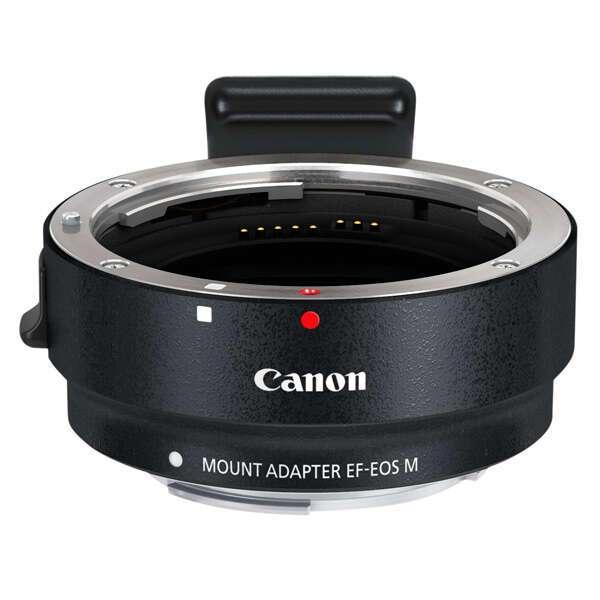 Адаптер крепления Canon EF-EOS M