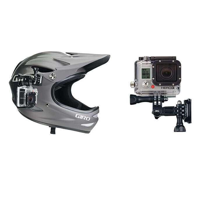 Крепление для камер GoPro 3 Side Mount