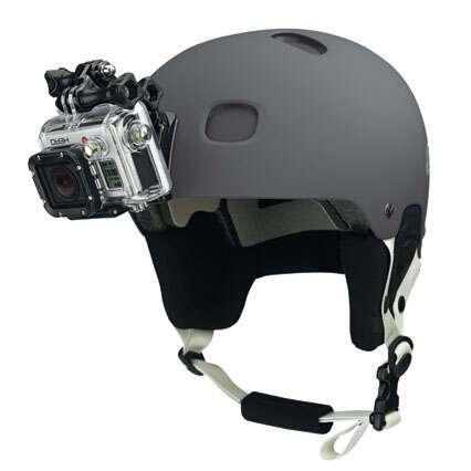 Крепление для камер GoPro 3 Helmet Front Mount