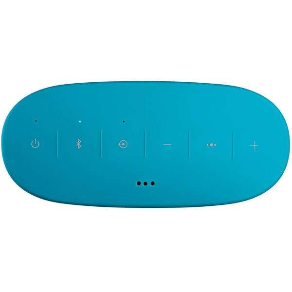Портативная колонка BOSE BOSE SoundLink Color II (Aquatic Blue)