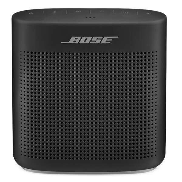 Портативная колонка BOSE BOSE SoundLink Color II (Soft Black)