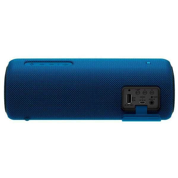 Портативная колонка Sony SRSXB31L.RU2 (Синий)