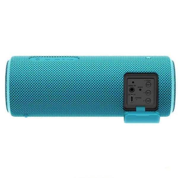 Портативная колонка Sony SRSXB21L.RU2 (синий)